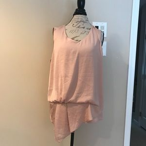 EUC Chico's VNeck Sleeveless Top, Sz 3